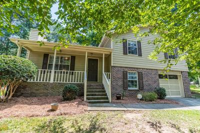 Grayson Single Family Home Under Contract: 1606 Woodsong Ct