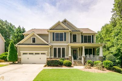 Suwanee Single Family Home New: 3852 Grand Park Dr