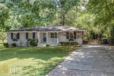 Smyrna Single Family Home New: 465 Concord Woods Dr