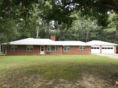 Snellville Single Family Home New: 2909 Centerville Rosebud Rd
