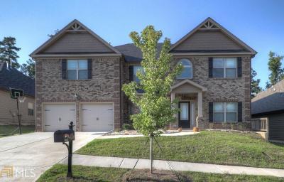 Fairburn Single Family Home New: 8035 SW Stillmist Dr