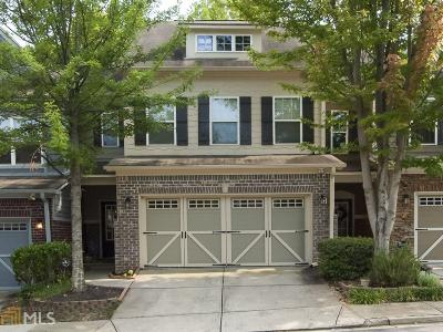 Kennesaw Condo/Townhouse For Sale: 1501 Dolcetto Trce