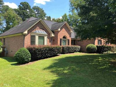 Mcdonough Single Family Home New: 132 Sweet Gum Trl