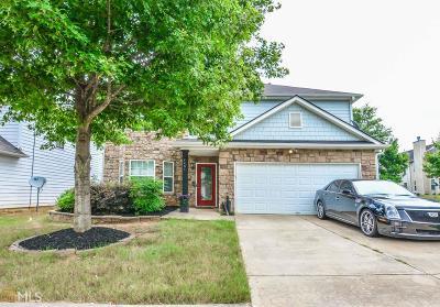 Ellenwood Single Family Home New: 2251 Silver Maple