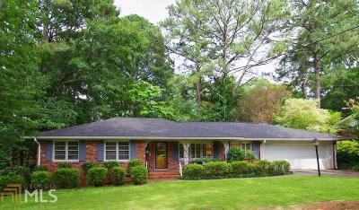 Decatur Single Family Home New: 2001 Hollidon Rd