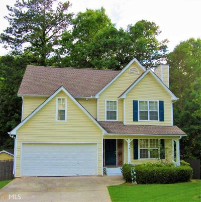 Lawrenceville Single Family Home New: 594 Rivulett