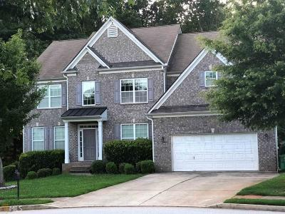 Lithonia Single Family Home Under Contract: 6293 Windy Ridge Way