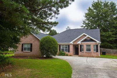 Loganville Single Family Home New: 2441 Emerald Drive