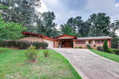 Avondale Estates Single Family Home Under Contract: 1177 Hess Dr