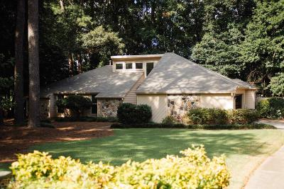 Roswell Single Family Home New: 2750 Shadow Pine Dr #109
