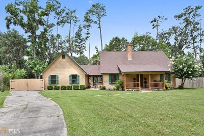 Woodbine Single Family Home New: 188 S Deals Cir