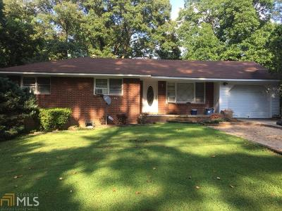Clayton County Single Family Home New: 5152 S Jones Ct #1