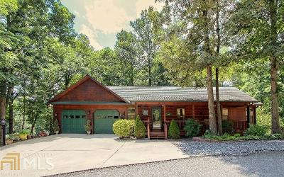 Blairsville Single Family Home For Sale: 31 Covered Bridge Rd