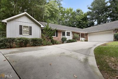 Atlanta Single Family Home New: 5280 Mt Vernon