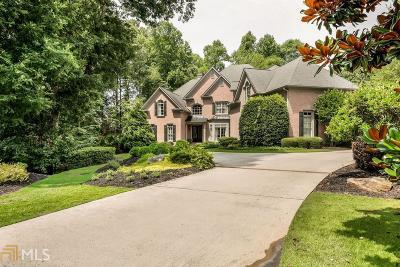 Alpharetta Single Family Home New: 230 Atlanta Providence Ct