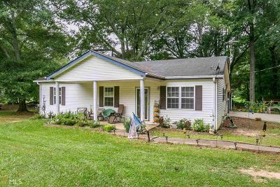 Monroe Single Family Home New: 1980 Georgia Highway 11