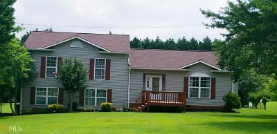 Griffin Single Family Home Under Contract: 110 Jessica Dr