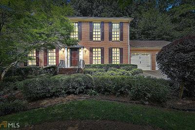 Alpharetta Single Family Home New: 2810 Shurburne Dr