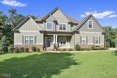 Newnan Single Family Home New: 165 Maple Creek Dr