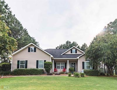 Statesboro Single Family Home New: 628 Ogeechee Dr W
