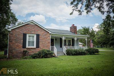 Conyers Single Family Home New: 750 Smyrna Rd