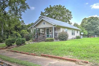 Elbert County, Franklin County, Hart County Single Family Home For Sale: 5491 Vickery St