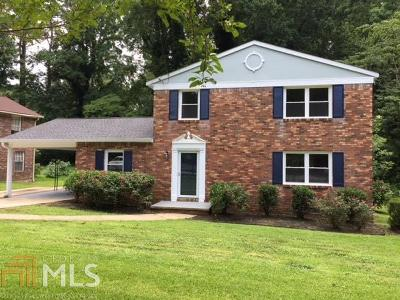 East Point Single Family Home New: 2168 Elinwood Dr