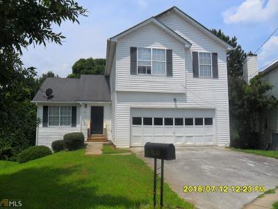 Stone Mountain Single Family Home New: 6635 Shapiro Ct