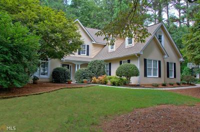 Newnan Single Family Home New: 46 Windermere Ct