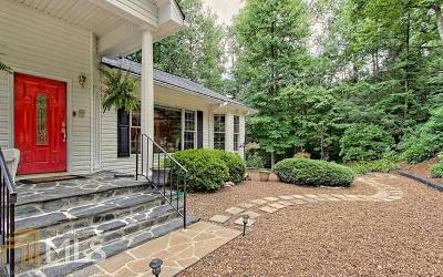 Blairsville Single Family Home For Sale: 114 Bryant Cv