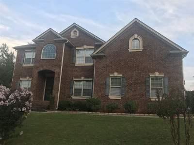 Covington Single Family Home New: 300 Riverstone Dr