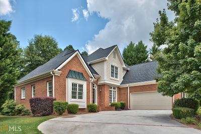 Covington Single Family Home New: 8384 Fairway Dr