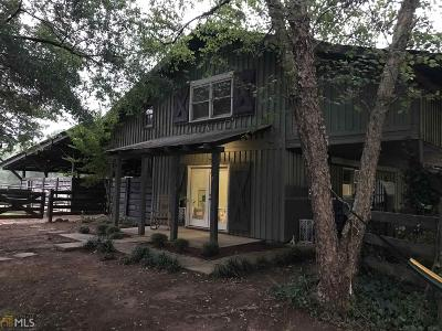 Covington Residential Lots & Land New: 1570 Butler Bridge Rd