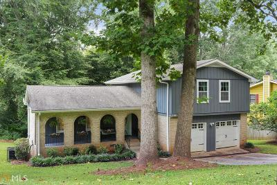 Decatur Single Family Home New: 2291 Chevy Chase Ln