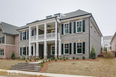 Braselton Single Family Home For Sale: 2486 Rock Maple Dr