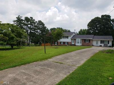 Douglasville Single Family Home Under Contract: 2160 Stenger