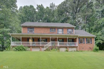 Stone Mountain Single Family Home For Sale: 7030 Rockbridge Rd