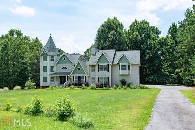 Sharpsburg Single Family Home New: 182 Ragsdale Rd