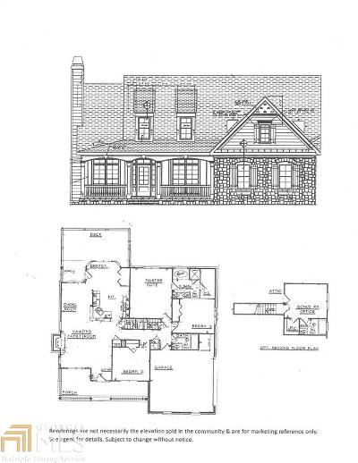 Griffin Single Family Home New: Hunts Mill #11