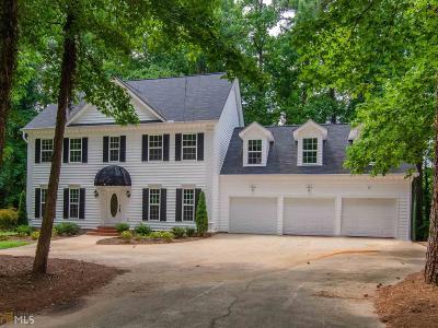 Newnan Single Family Home New: 16 Woodland Tr