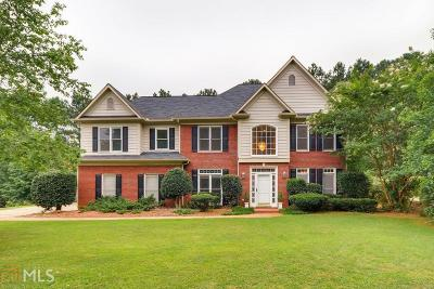 Conyers Single Family Home New: 1675 Brentwood Xing