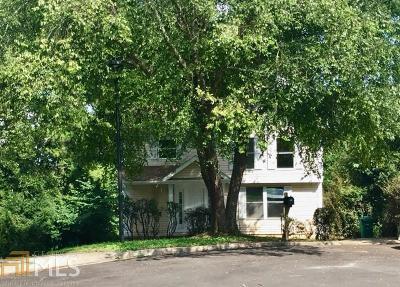 Lithonia Single Family Home New: 6163 Raintree Bnd