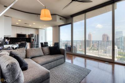 Condo/Townhouse New: 860 Peachtree St #2707