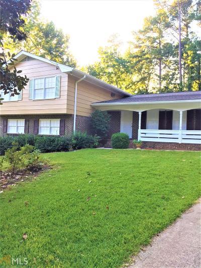 Stone Mountain Single Family Home New: 956 Bramwell