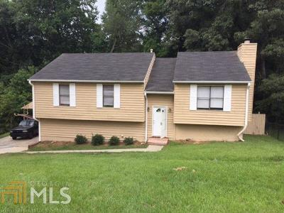 Clayton County Single Family Home New: 1055 Salisbury Trl