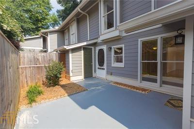 Marietta, Smyrna Condo/Townhouse New: 5037 Meadow Ln #16