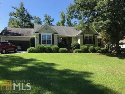 Haddock, Milledgeville, Sparta Single Family Home For Sale: 166 E Lakeview Dr
