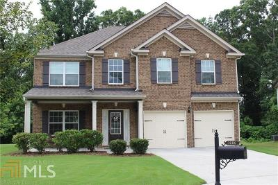 Snellville Single Family Home New: 3690 Trillium Forest Dr