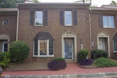 Condo/Townhouse New: 3477 Ashwood