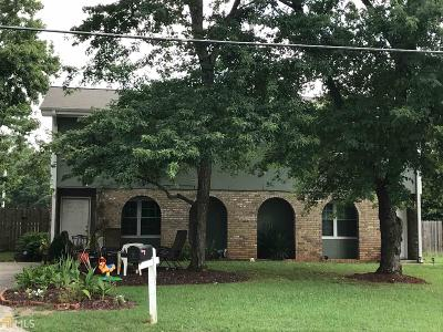 Rockdale County Multi Family Home New: 1106 Green Valley Dr
